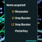 Nach dem Hack eines Portals können mit etwas Glück Gegenstände gefunden werden.