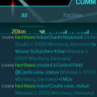 Das Chat- und Informationsfenster der App