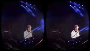 """Live and Let Die"" in 360 Grad."