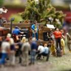 Miniaturwunderland in der Speicherstadt